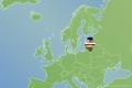karte-baltikum-politisch-litauen-lettland-estland