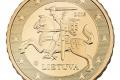 Litauische Euro-Münze: 10 Cent