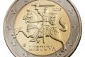 Litauische Euro-Münze: 2 Euro