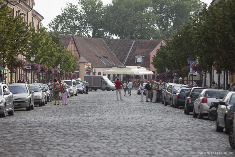 Altstadt von Klaipeda