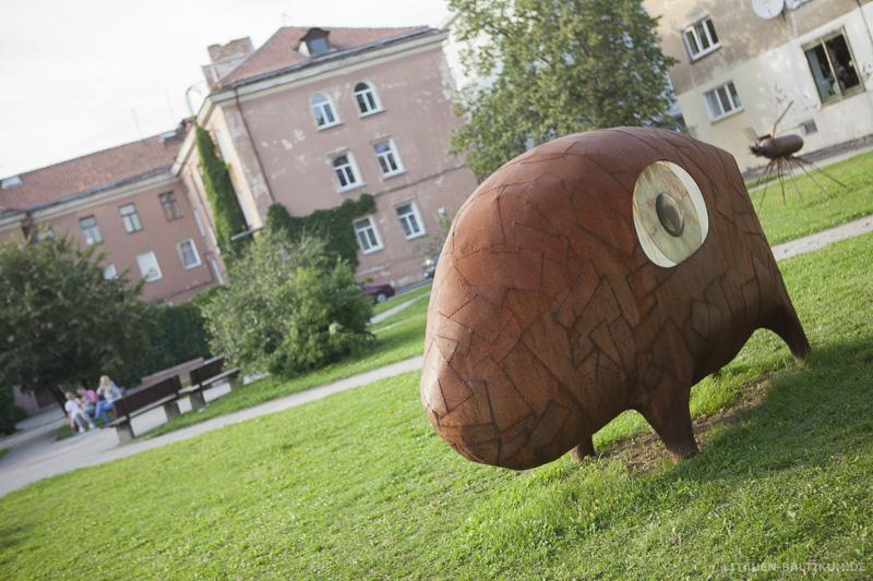 Kunst in Klaipeda