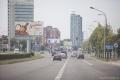 Einfahrt in die Stadt Klaipeda