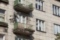 Balkon in Klaipeda
