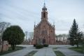 Kernavė – Kulturreservat und Welterbe: Kirche