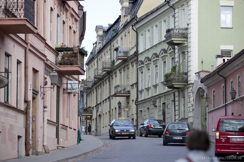 Republik Užupis in Vilnius