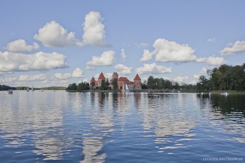 Wasserburg in Trakai