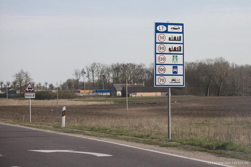 Straßenverkehr in Litauen
