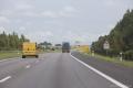 Autobahn in Litauen