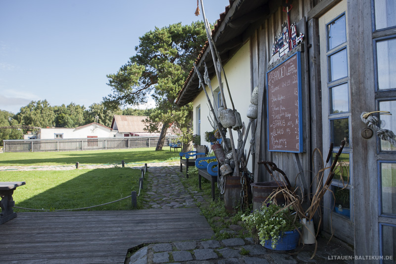 Hotel Šturmų Švyturys: Restaurant