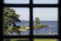 Hotel Šturmų Švyturys: Blick aus dem Fenster