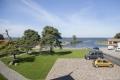 Hotel Šturmų Švyturys: Blick auf das Haff