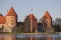 Wasserburg Trakai: Haupttor